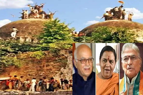 अयोध्या में छह दिसंबर 1992 को गिराए गए विवादित ढांचे के मामले में सीबीआई की विशेष कोर्ट ने बुधवार को फैसला सुनाया।