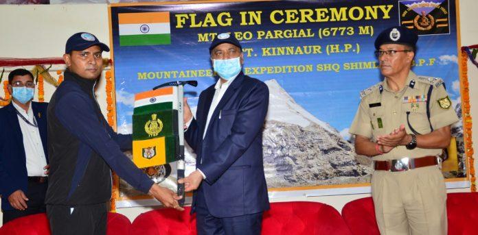 आईटीबीपी ईमानदारी और बहादुरी के साथ कर रही है राष्ट्र सेवाः मुख्यमंत्री