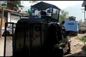 सुरक्षाबलों को अनंतनाग के सिरहामा में आतंकवादियों की उपस्थिति की खुफिया सूचना मिली थी