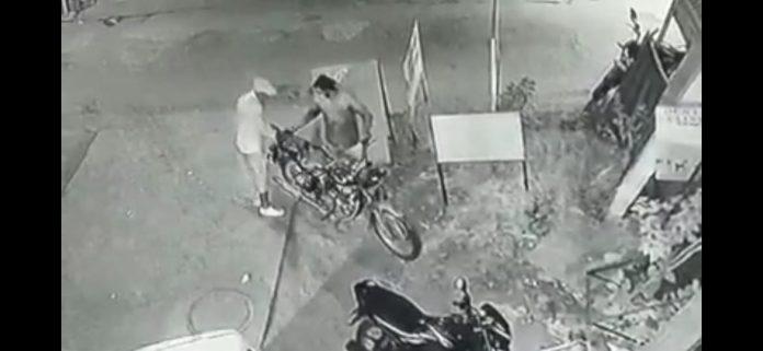 बरोटीवाला में बाइक चोर गिरोह सक्रिय,घर के बाहर खड़े बुलेट को लेकर रफूचक्कर हुए चोर