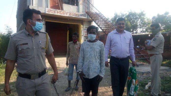 नालागढ़ में 13 साल की किशोरी के साथ दुष्कर्म करने वाला आरोपी गिरफ्तार