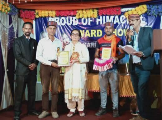 राजपुरा स्कूल की प्रधानाचार्य अदित कंसल को किया गया सम्मानित