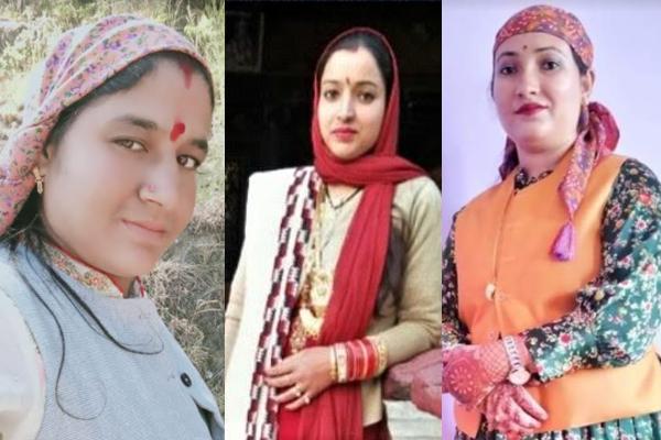आनी उपमंडल की शबनम ठाकुर, रंजना नेगी और मितू ठाकुर ने जताया सरकार का आभार प्रधानमंत्री मातृ वंदना योजना के तहत प्रस्व के बाद महिलाओं को मिलते हैं 5 हजार रुपए