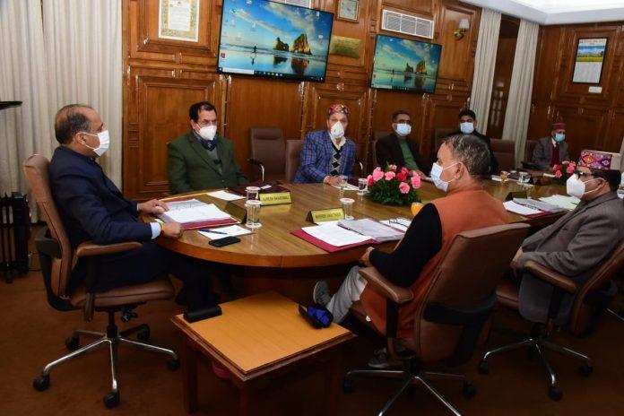 राज्य सरकार प्रदेश के लिए एकीकृत ड्रग प्रिवेंशन नीति तैयार करेगीः मुख्यमंत्री