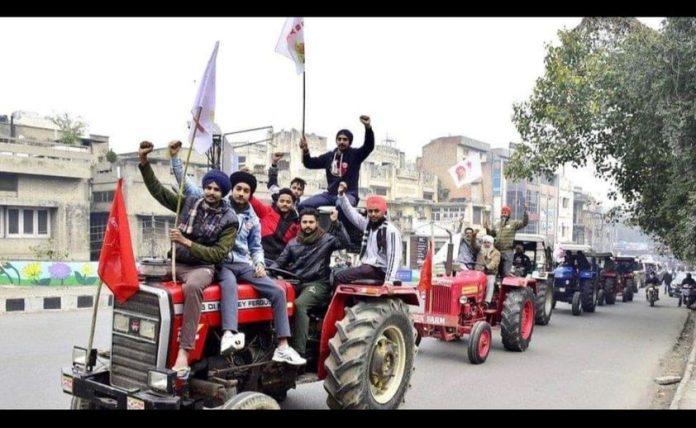 26 जनवरी किसान परेड : दिल्ली में होगा