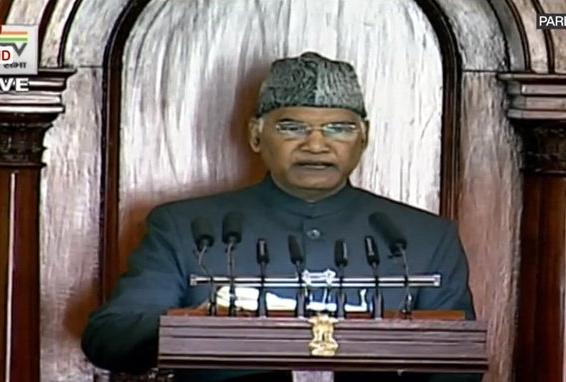तिरंगे और गणतंत्र दिवस जैसे पवित्र दिन का अपमान दुर्भाग्यपूर्ण - राष्ट्रपति राम नाथ कोविंद