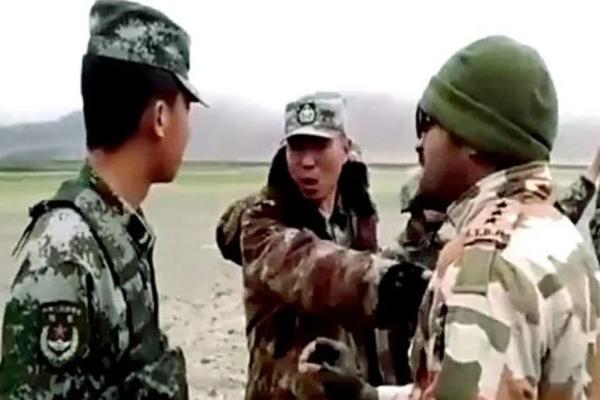 भारतीय सेना के जवानों ने चीनी सैनिकों की घुसपैठ की कोशिश को नाकाम