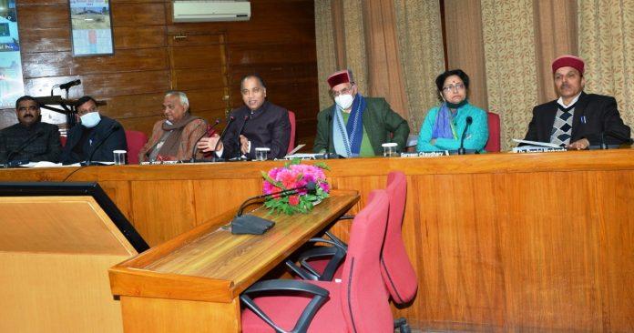 राज्य विकास बजट 2021-22 के लिए 9405.41 करोड़ का प्रावधानः मुख्यमंत्री