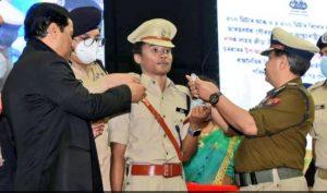 भारत की 'उड़न परी' हिमा दास बनी DSP, कहा जारी रहेगा एथलेटिक्स कैरियर