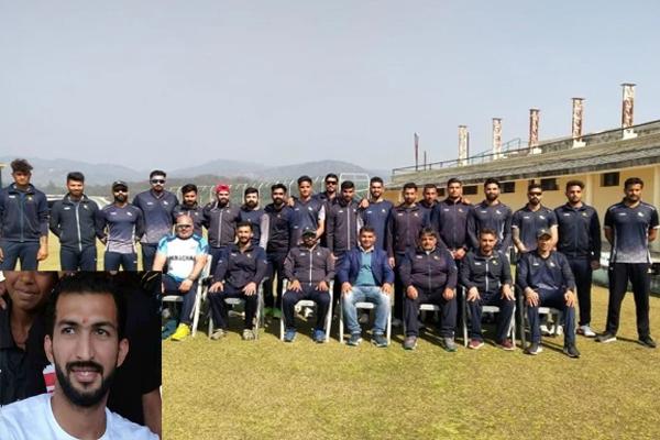 विजय हजारे ट्रॉफी के लिए हिमाचल टीम घोषित,ऋषि धवन के नेतृत्व में जयपुर के लिए रवाना