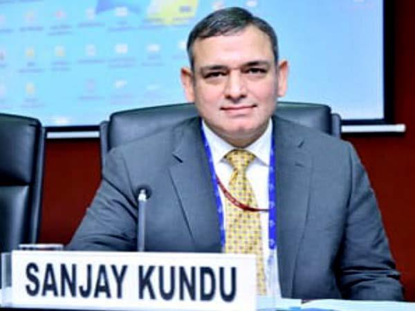 डीजीपी संजय कुंडू