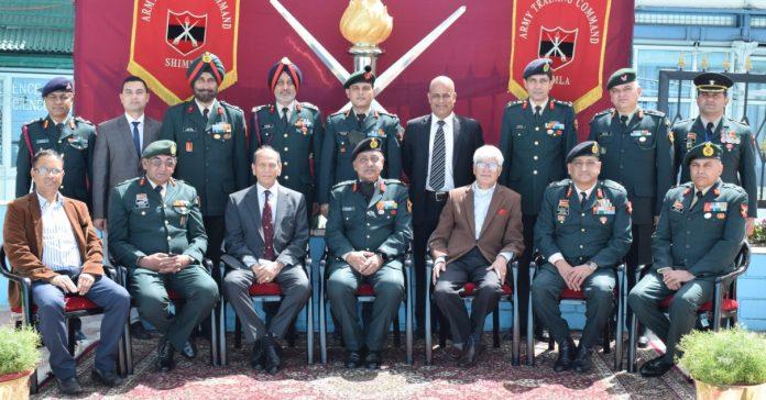 नेपाल सेना और सरकार की ओर से पांच सदस्यीय उच्च स्तरीय प्रतिनिधिमंडल शिमला पहुंचा