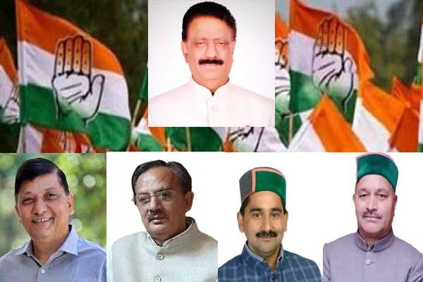 सोलन नगर निगम प्रदेशाध्यक्ष कुलदीप राठौर सहित यह 4 नेता समाभालेंगे चुनाव प्रचार की कमान