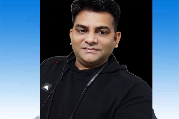 डॉ विवेक शर्मा(एसोसिएट प्रोफेसर)