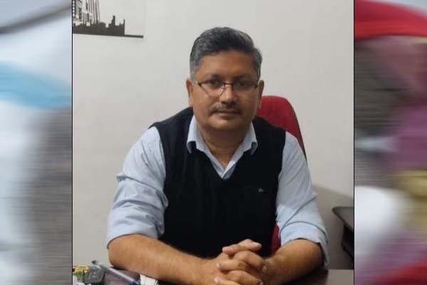 आखिर बिलासपुर में हाइड्रो इंजीनियरिंग कॉलेज में सत्र की शुरुआत कब.....संदीप सांख्यान