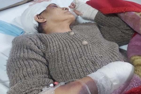 कुमारसैन के चबोग-कुफ्टू गांव में अकेली बुजुर्ग महिला पर जानलेवा हमला,गहने और नगदी लूटे
