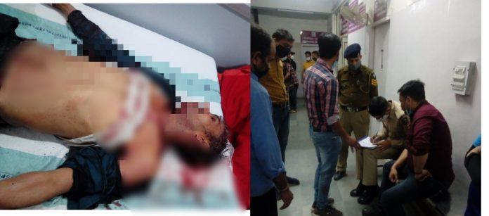 परवाणू में तेज़ रफ्तार जीप ने राहगीर को मारी टक्कर,इलाज के दौरान हुई मौत
