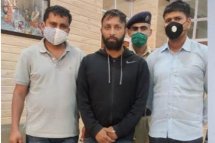 पकड़ा गया शिमला आईजीएमसी से फरार हुआ हत्या का आरोपी गुरविंदर