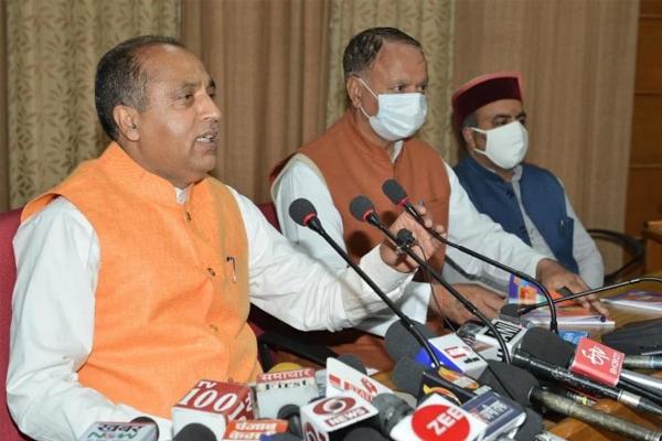मुख्यमंत्री ने माना की कुछ बागियों के खड़ा होने से भी दोनों दलों का खेल बिगड़ा है। कांग्रेस पार्टी ने लोगों के बीच जाकर दुष्प्रचार किया।