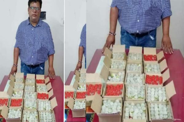 कांगड़ा: 400 नकली रेमडेसिविर इंजेक्शन के साथ डॉ. विनय शंकर गिरफ्तार, कंपनी में खुद बनाता था नकली इंजेक्शन