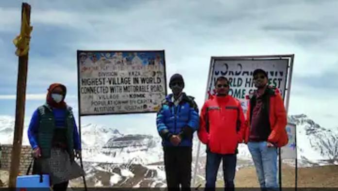 हिमाचलः विश्व के सबसे ऊंचे गांव कौमिक में 100 प्रतिशत लोगों को लगी कोरोना की वैक्सीन