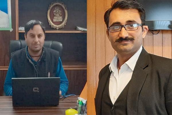 बॉर्डर लॉयर ऑर्गेनाइजेशन ने अधिवक्ता राजेश कुमार और राजीव कौंडल को सौंपी हिमाचल की बागडोर