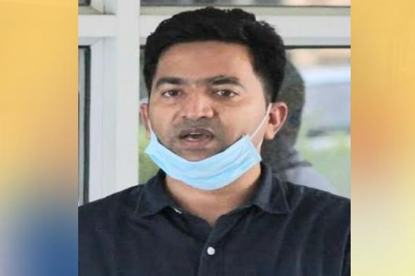 डीसी कांगड़ा राकेश प्रजापति