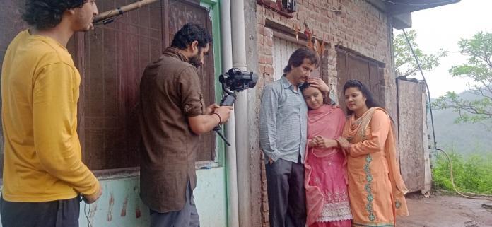 टेली फिल्म में नजर आएगी काथला गांव की महक काथला गांव की महक