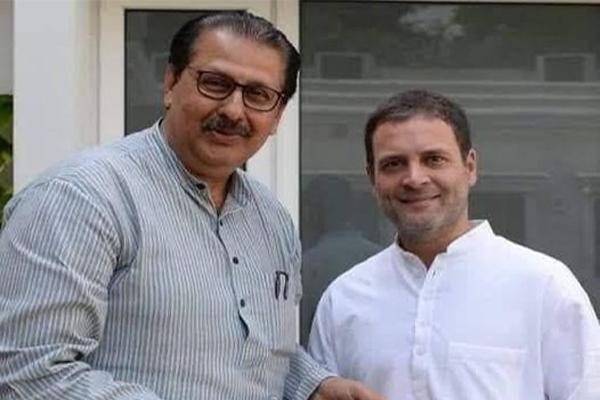 कांग्रेस ने वरिष्ठ नेता संजय दत्त को दी हिमाचल कांग्रेस के सह प्रभारी की कमान
