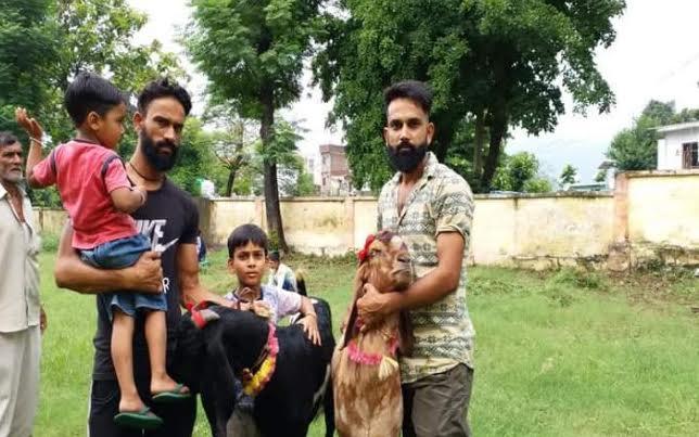 बिलासपुर में ईद-उल-अजहा पर्व की तैयारियां जोरों पर, एक लाख रुपये में बिके 'नवाब व अब्दुल'